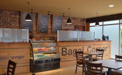 Bagel Corner reçoit la visite de Michel & Augustin !
