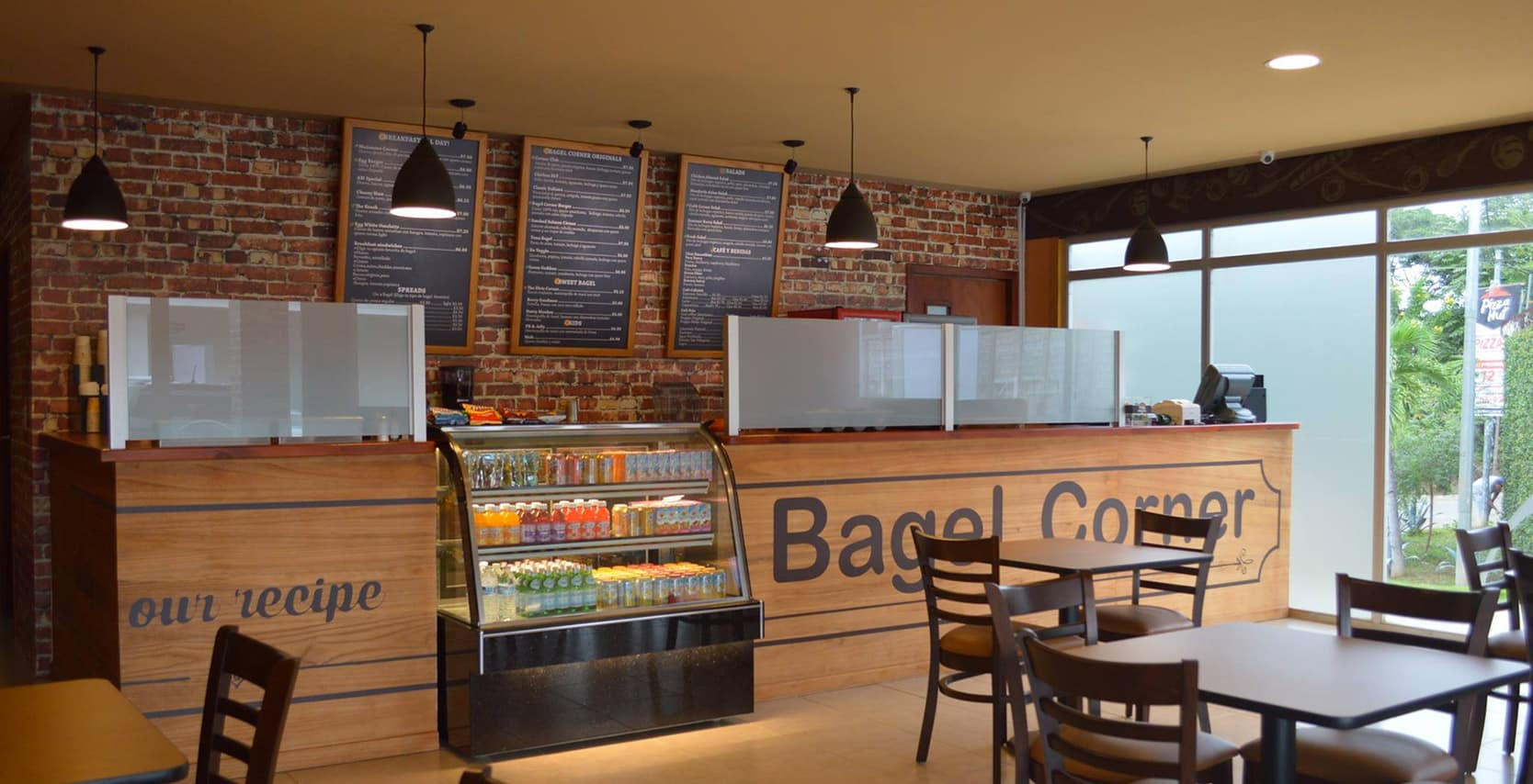 Bagel Corner