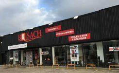 Ouverture de nouvelles franchises Brisach