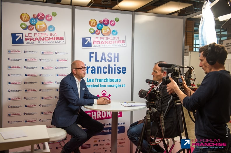 Laurent Delafontaine Salon observatoire de la franchise